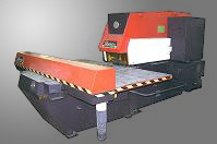 Aries 245 CNC Punch Press